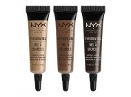 Gel sprancene NYX Professional Makeup Eyebrow Gel