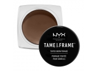 Gel sprancene NYX Professional Makeup Tame And Frame Brow Pomade