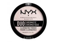 Iluminator NYX Professional Makeup Duo Chromatic Illuminating Powder