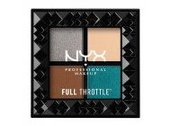 Paleta farduri NYX Professional Makeup Full Throttle Shadow Palette