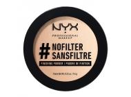 Pudra NYX Professional Makeup #NoFilter Finishing Powder