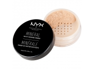 Pudra pulbere NYX Professional Makeup Mineral Finishing Powder