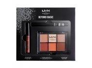 Set Machiaj NYX Professional Makeup Beyond Basic Set 18