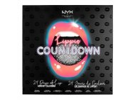 Set Rujuri NYX Professional Makeup Lippie Countdown Advent Calendar (Editie Limitata)