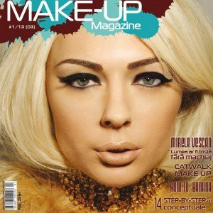 Revista de specialitate makeup magazine no 3