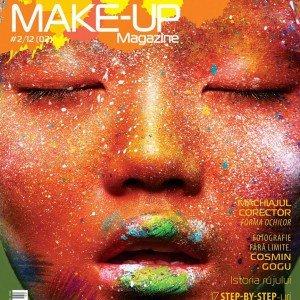 Revista de specialitate makeup magazine no 2