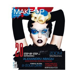 Revista de specialitate makeup magazine no 1