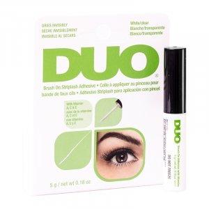 Adeziv DUO Brush-on Strip Lash Transparent 5g