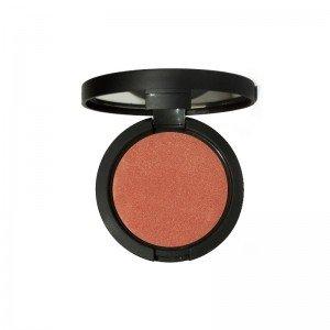 Fard de obraz iluminator Glazel Visage Mineral Rouge A