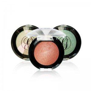Fard de pleoape sidefat Glazel Visage Baked Eyeshadow