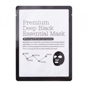 Masca Lioele Eveness Premium Deep Black Essential Mask