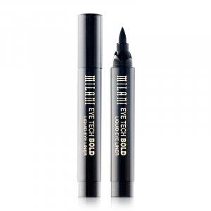Milani Eye Tech Bold Liquid Eyeliner Black