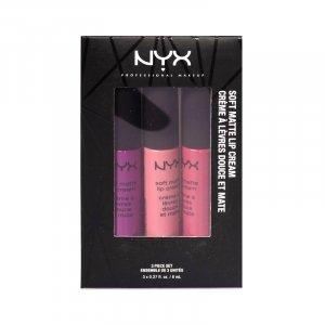 NYX Soft Matte Lip Cream Set 07