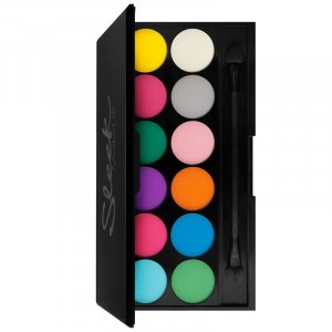 Paleta farduri Sleek Ultra Mattes Brights V1