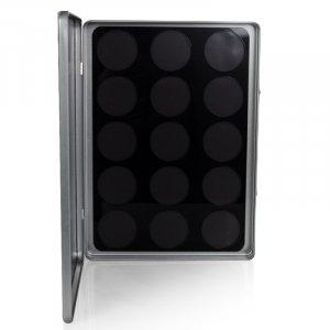 Paleta magnetica goala Glazel Visage 15x