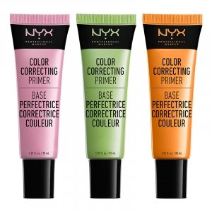 Color Correcting Liquid Primer
