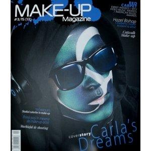 Revista de specialitate Makeup Magazine no 13