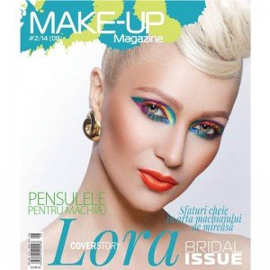 Revista de specialitate makeup magazine no 8