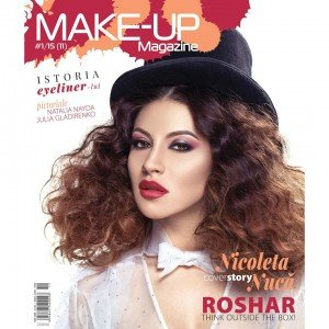 Revista de specialitate Makeup Magazine no 11
