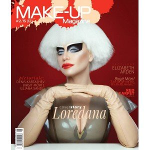 Revista de specialitate Makeup Magazine no 12