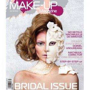 Revista de Specialitate Makeup Magazine no 4