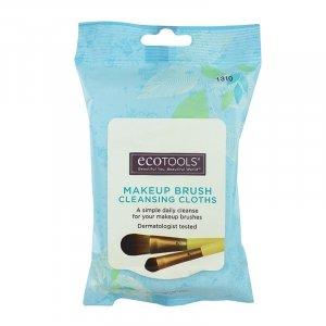 Servetele pentru curatarea pensulelor Eco Tools Cleaning Cloths