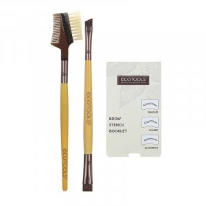Set de pensule EcoTools Brow Shaping Set