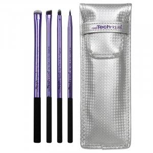 Set de pensule pentru ochi Real Techniques Eyelining Set