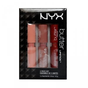 Set Rujuri Hidratante NYX Butter Lipstick 05