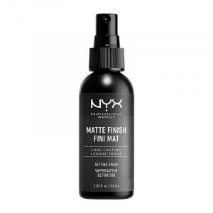 Setting Spray Matte Finish