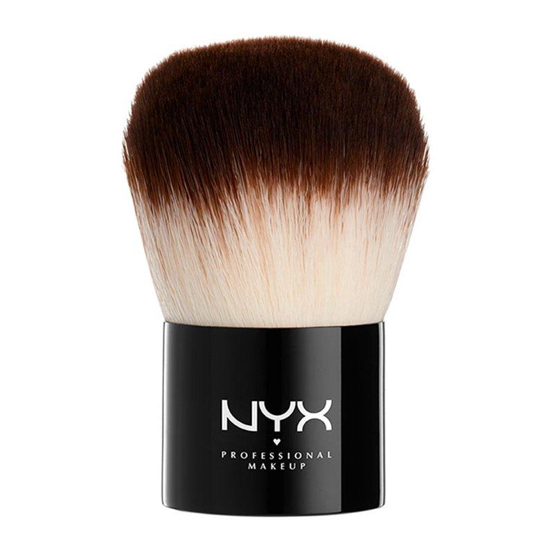Pensula Machiaj Nyx Professional Makeup Pro Kabuki Themakeupshop