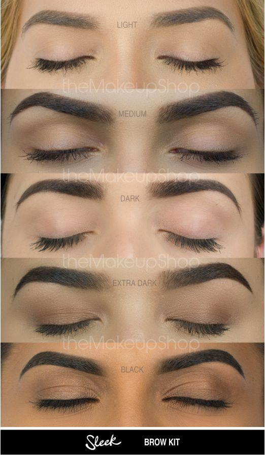 Sleek Brow Kit - Makeup Shop
