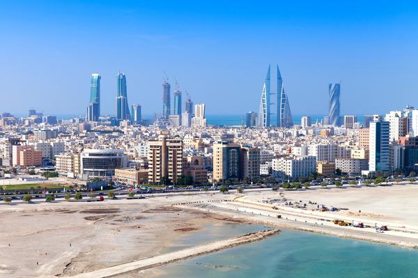 Manama am Persischen Golf