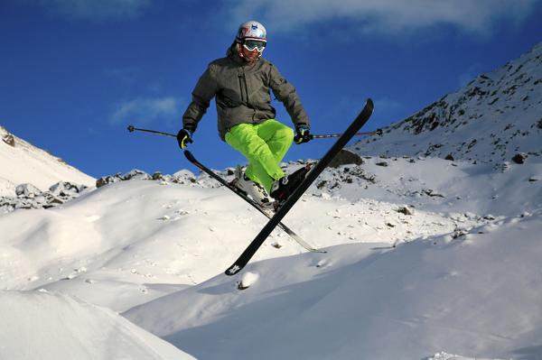 Ski-Fun in Ischgl