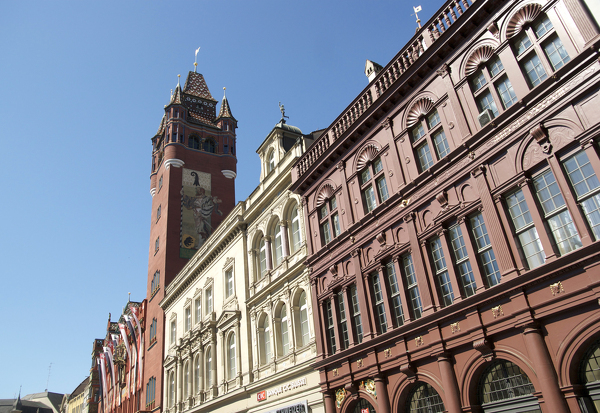 Roothuus - das Basler Rathaus am Marktplatz