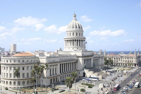 Das Kapitol in Havanna