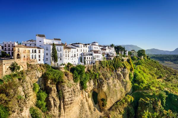 Ronda - der bekannteste Ort auf der Straße der weißen Dörfer