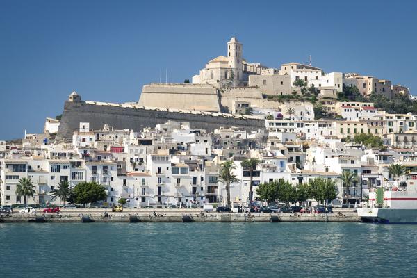"""UNESCO-Weltkulturerbe: Ibizas Altstadt """"Dalt Vila"""