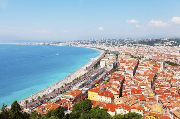 Nizza - die Grande Dame der Côte d'Azur