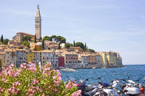 Rovinj - die romantische Kulturstadt an der Adriaküste
