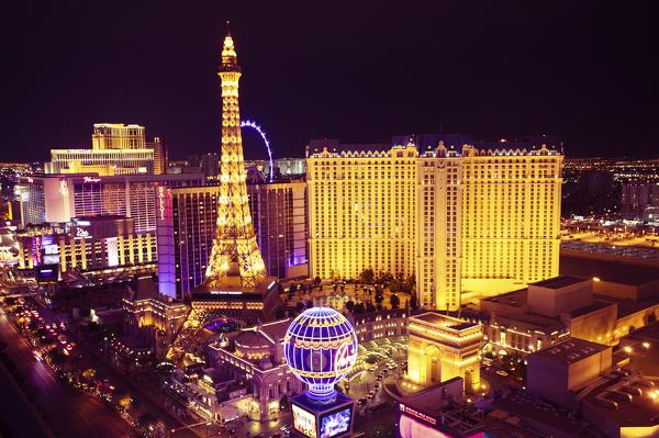 Las Vegas - Die Stadt der Lichter, Shows und Casinos