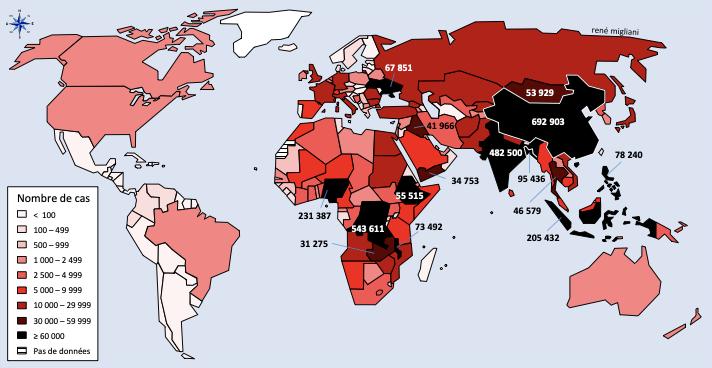 """Résultat de recherche d'images pour """"rougeole afrique"""""""
