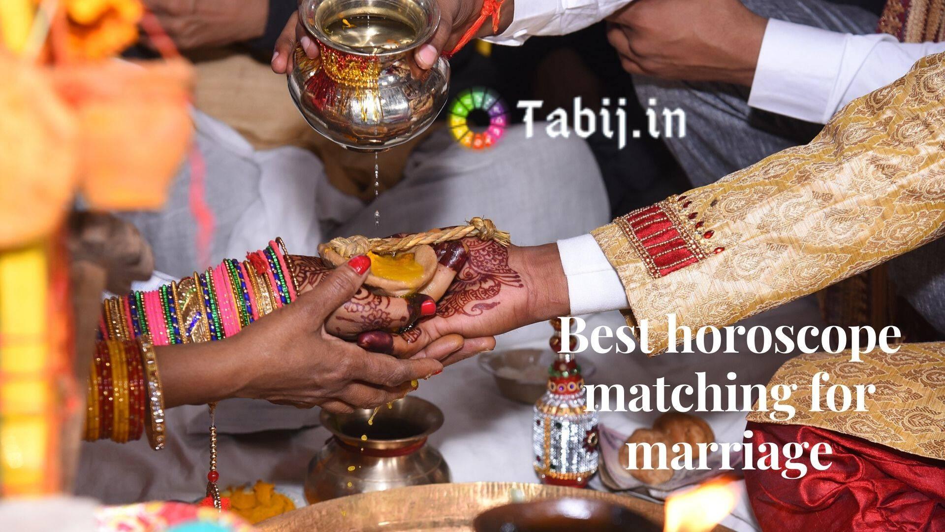 Matching vedic in tamil horoscope Thirumana Porutham