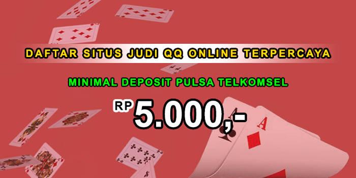 Situs Judi Qq Online Deposit Pulsa Telkomsel Minimal 5000 Termurah Tickets November 14 2020 12 59 Am Metooo