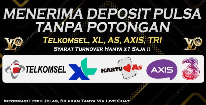 Deposit Pulsa Tanpa Potongan Telkomsel As Xl Axis Dan Tri Tickets July 12 2020 2 25 Pm Metooo