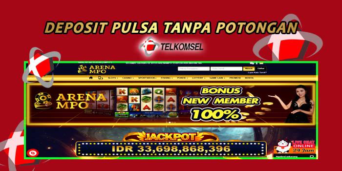 Arenampo Situs Judi Slot Online Deposit Pulsa Tanpa Potongan Tickets January 14 2021 1 44 Am Metooo