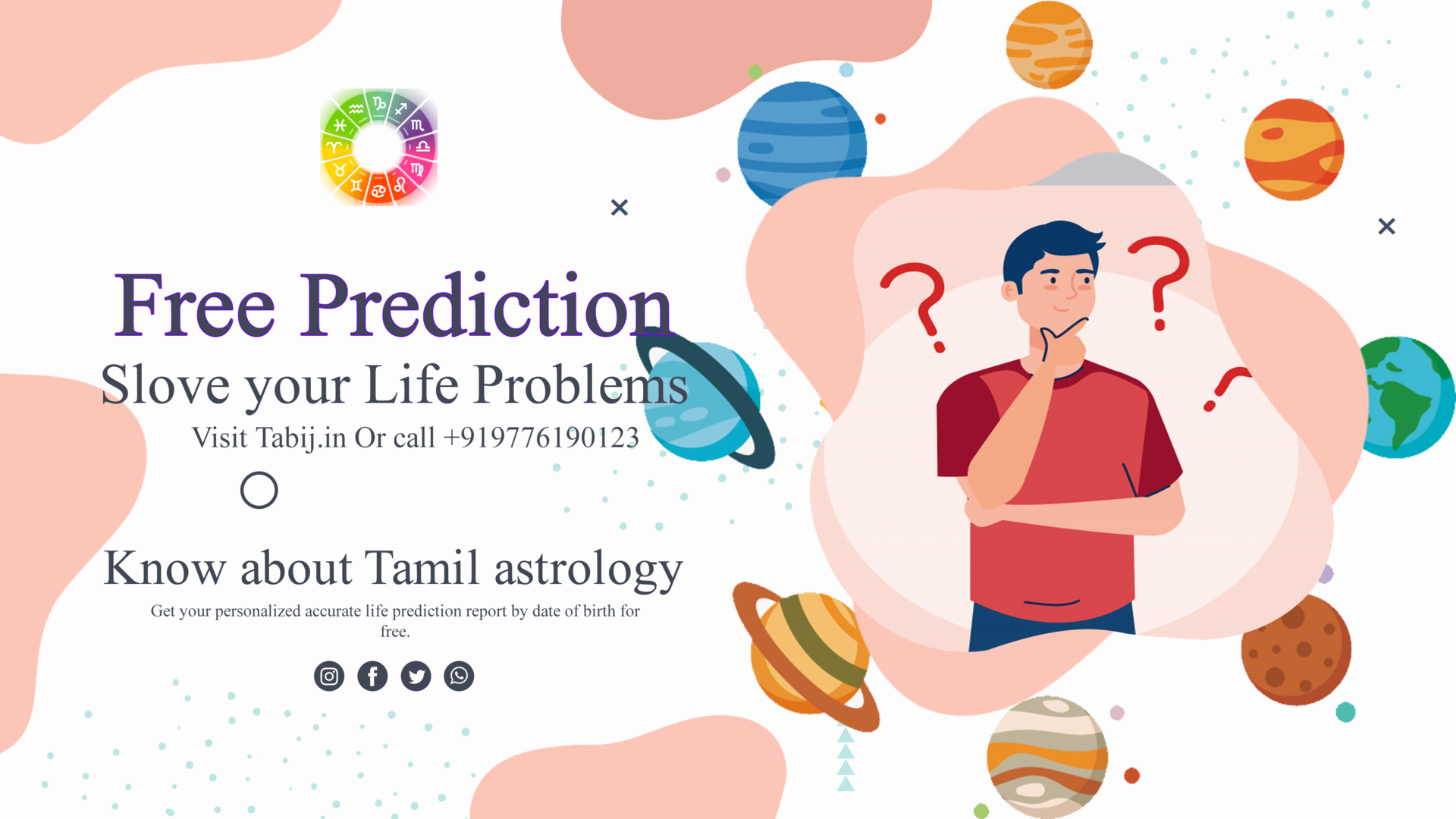 Free tamil astrology software