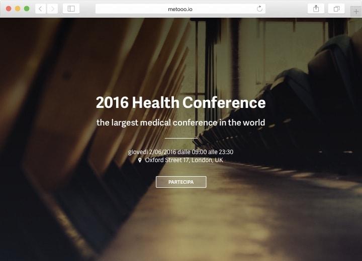 Meeting e Conferenze