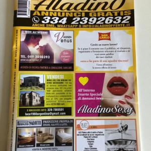 AladinOfferte a Padova (35131) - Giornali e riviste - editori