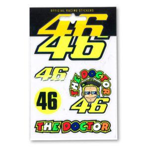 Pegatinas Valentino Rossi 2016 VRUST212503